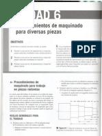 TECNOLOGIA DE LAS MAQUINAS HERRAMIENTA unidad 6