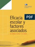 Eficacia escolar y factores asociados en América Latina y El Caribe