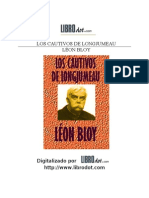 BLOY LEON - Los Cautivos de Longjumeau