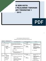 RPT Geografi Ting. 1 2013