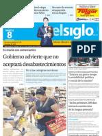 EDICIÓN ARAGUA. MARTES 08-01-2013