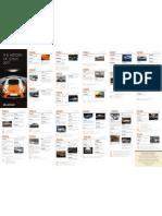 Lexus HIstory Brochure
