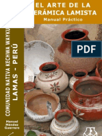 El Arte de La Ceramica Lamista -Peru
