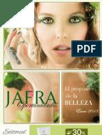 JaFra Oportunidades Enero 2013 | El Propósito de la Belleza