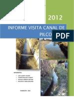 Informe Canal Pilcomayo