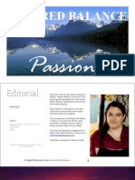 Inspired Balance E1 Passions Sept 2012 Sample