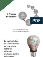 El Proceso publicitario y la Investigación