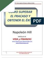 Como Superar El Fracaso Napoleon Hill