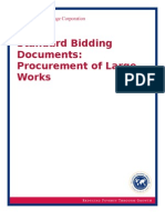 SBD Procurement Work