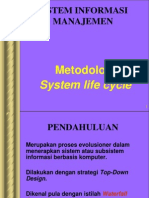 Mata Kuliah Sistem Informasi Manajemen