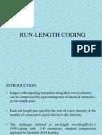 Run Length Coding