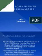hukum acara PTUN dari bu dwi