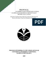Contoh Proposal IPS SD(1)