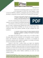 Disciplina Projeto Do Centro Paula Souza