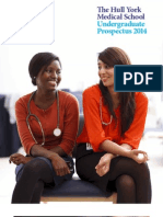 HYMS prospectus 2014 entry