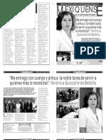 Versión impresa del periódico El mexiquense 8 enero 2013