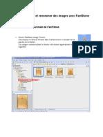 Redimensionner et renommer des images avec FastStone image viewer