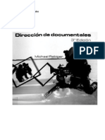 10962805 Direccion de Documentales Michael Rabiger