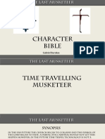 The Last Musketeer Bible