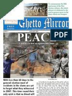Ghetto Mirror Peace Edition