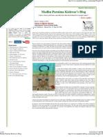 Madhu Purnima Kishwar's Blog