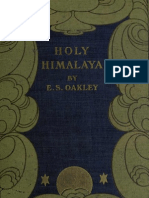 Holy Himalaya - The Religion Traditions and Scenery of a Himalayan Province Kumaon and Garhwal by ES Oakley (1905).pdf