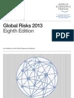 Värsta riskerna – hela rapporten från WEF
