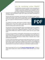 Buscandoagencia de Marketing Online Madrid