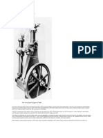 The History of the Diesel Engine