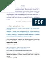A DIMENSÃO DISCURIVA DO TRABALHO FILOSÓFICO