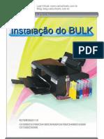 Manual de Instalação Bulk Ink Epson CX Series