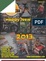 Sun City Biker - January 2013