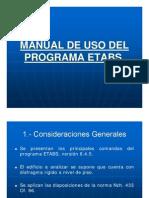 Manual Etabs
