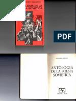 Antologia de La Poesia Sovietica
