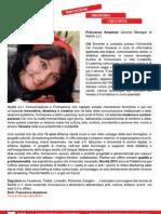 Francesca Anzalone General Manager di Netlife s.r.l.