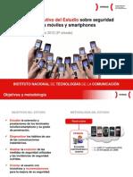Resumen ejecutivo del estudio sobre seguridad en dispositivos móviles y smartphones (1er cuatrimestre 2012)