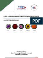 Buku Panduan Pelaksanaan 5s s Pengurusan