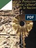 Ley para la Protección del Patrimonio Cultural de la Nación