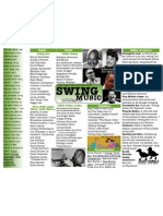 Swing Music Information