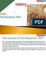 60(B) The Revolt of 1857