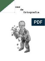 Lecciones de Ortografía (con ejercicios) - Jaime Campusano
