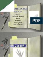 Formula Lipstick