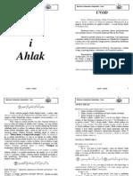 Adab i Ahlak