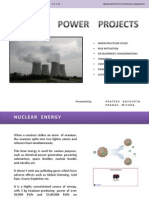 REGULATORY ISSUES for setting up a  Nuclear Power Plant Final