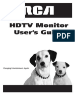 RCA user manual