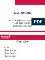 D2T1 - The Grugq - Attacking GSM Basestations