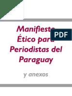 Manifiesto Etico
