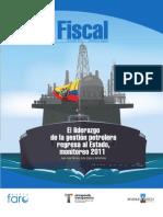 El liderazgo de la gestión petrolera vuelve al Estado, monitoreo 2011