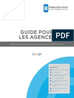 Guide Mobile Pour Agence by Google