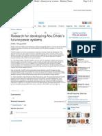 Www.khaleejtimes.com Kt Article Display 1.ASP Xfile=Data Masdar EPE 02120813